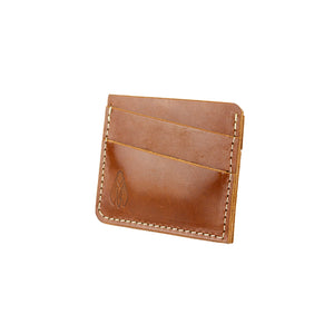 GALLIS (5 POCKET SLIM WALLET) - WHISKEY