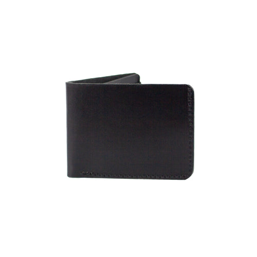 IMPERIAL BIFOLD WALLET - BLACK