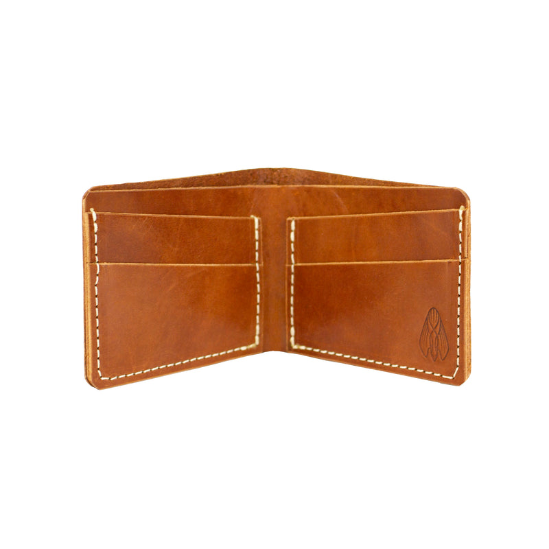 IMPERIAL BIFOLD WALLET - WHISKEY