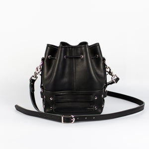 THE BANDIT CROSSBODY - Black