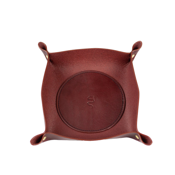 The Collector Catchall - Oxblood