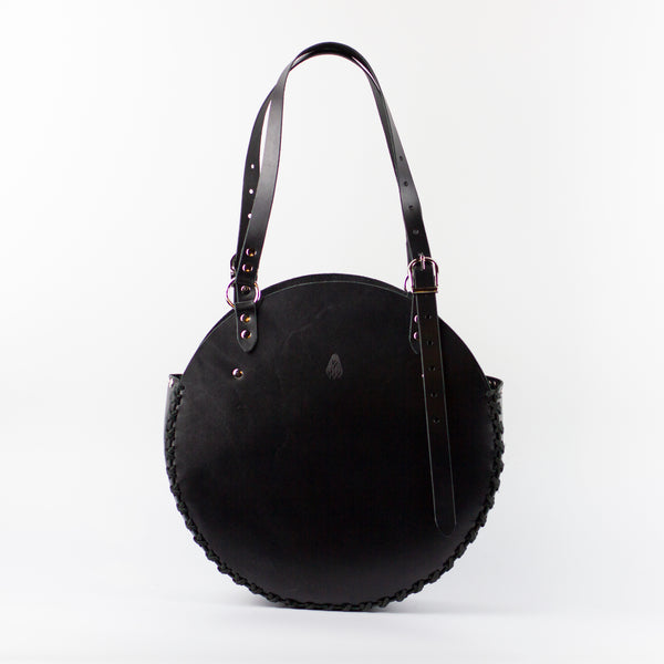 HYPERION SHOULDER BAG - Black