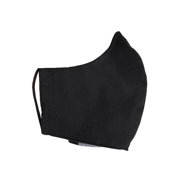 SMOOTH FACE MASK - BLACK