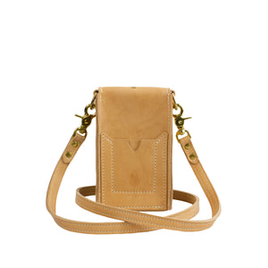ONE SLING (STUDDED) - Fawn & Brass