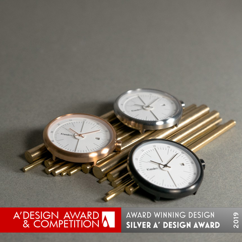 Silver A' Design Award for Klasern