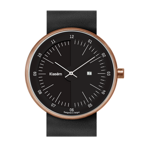 MOT 06 – Rose Gold / Black Dial