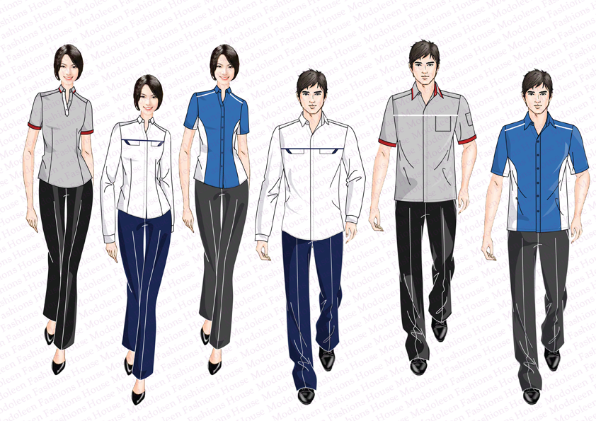 Automobile Uniform - F1 shirts