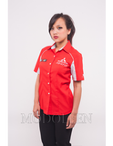F1 blouse for automobile