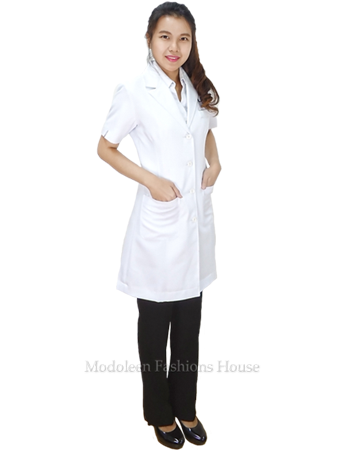 Lab coat singapore supplier for quality lab coats for for Spa uniform singapore