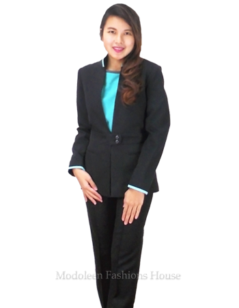 Beauty consultant corporate uniform for aesthetic and healthcare clinics