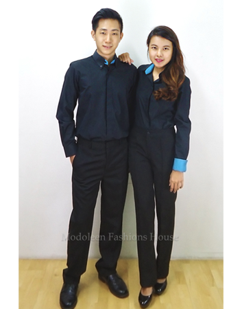 Uniforms for sales representives