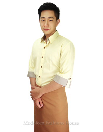 Waiter shirts for Cafes and Bistros