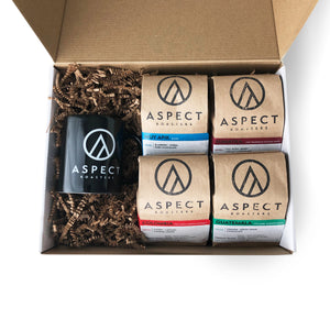 Aspect Logo Mug Gift Set