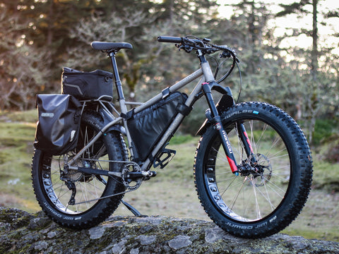 Stout - Expedition Grade Electric Fatbike *