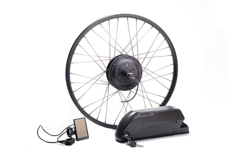 Electric Bike Conversion Kit Samsung/Bafang - BearCraft Bikes