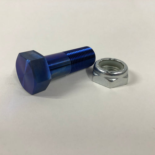 Titanium Bolt - 5/8 by 1 3/4 long - 1