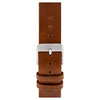 Tan - Leather Strap 20mm