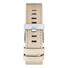 Sand - Leather Strap 22mm