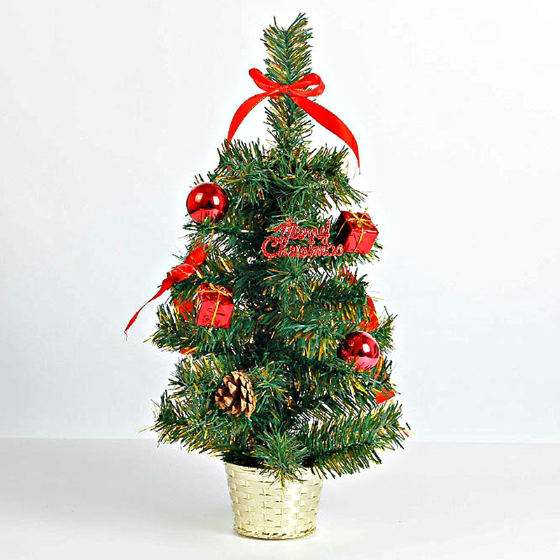 45cm desktop christmas trees