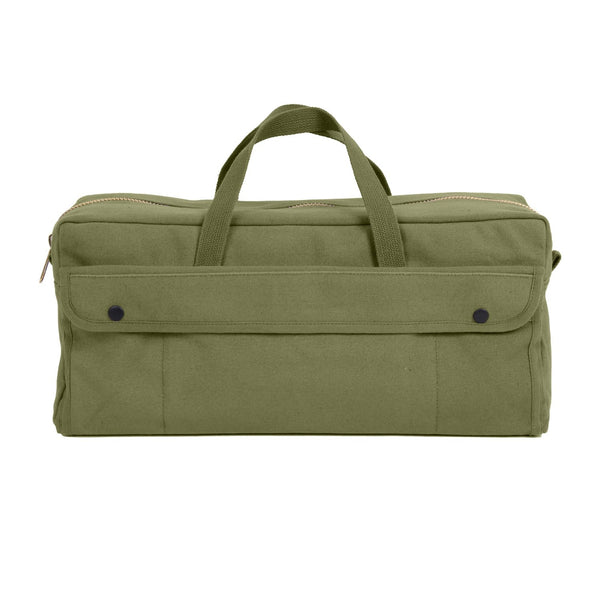 Canvas Jumbo Tool Bag