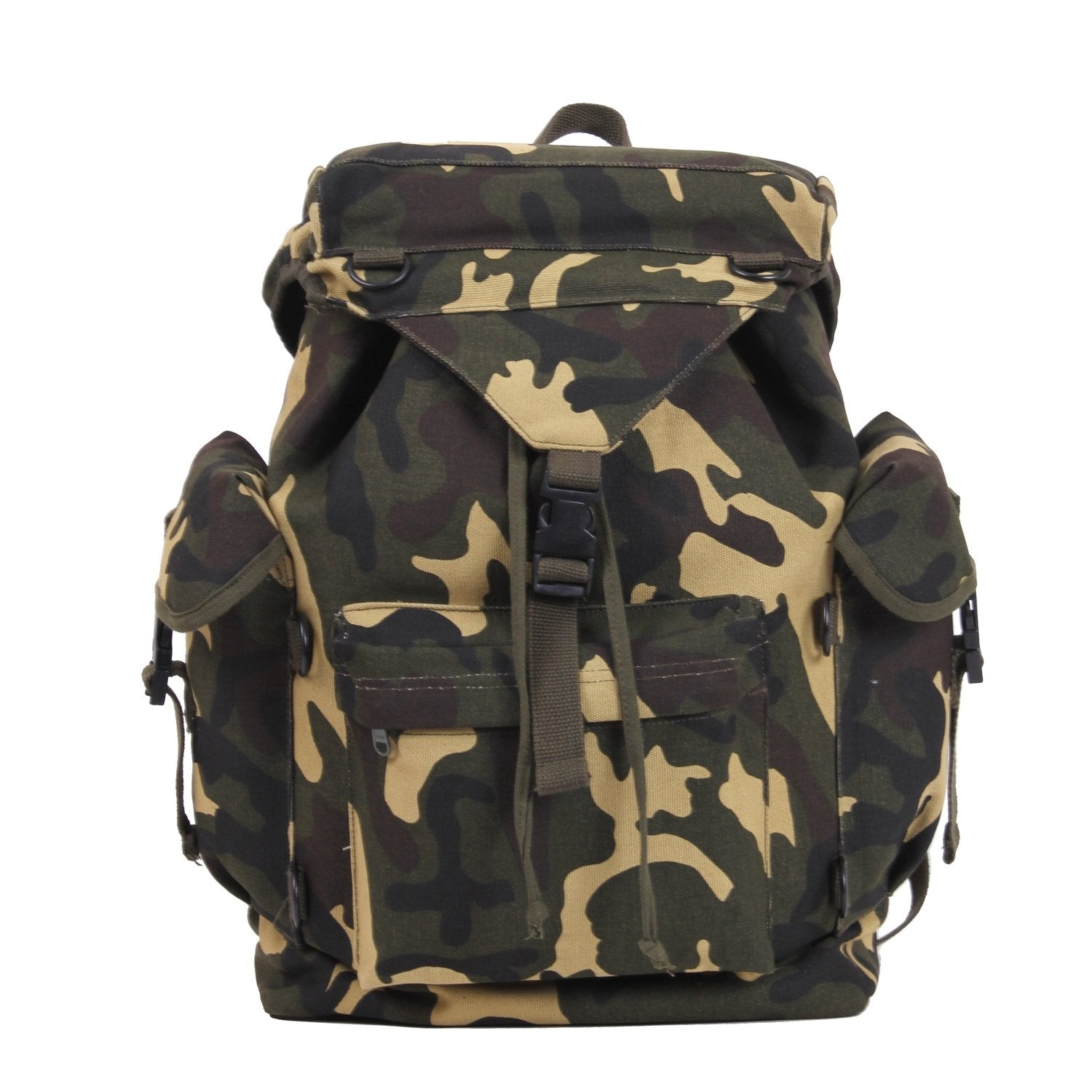 Canvas Outdoorsman Rucksack