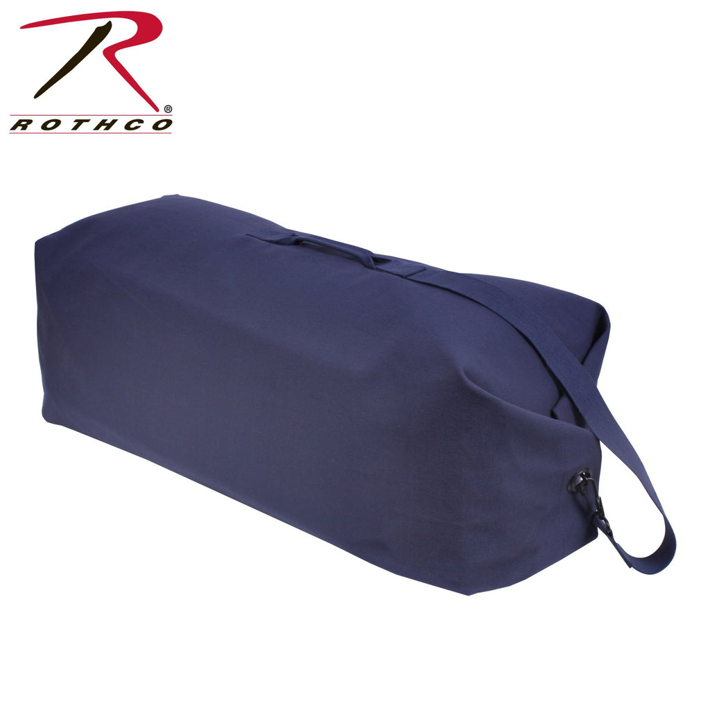 Heavyweight Top Load Canvas Duffle Bag 4ab1913ac47b6