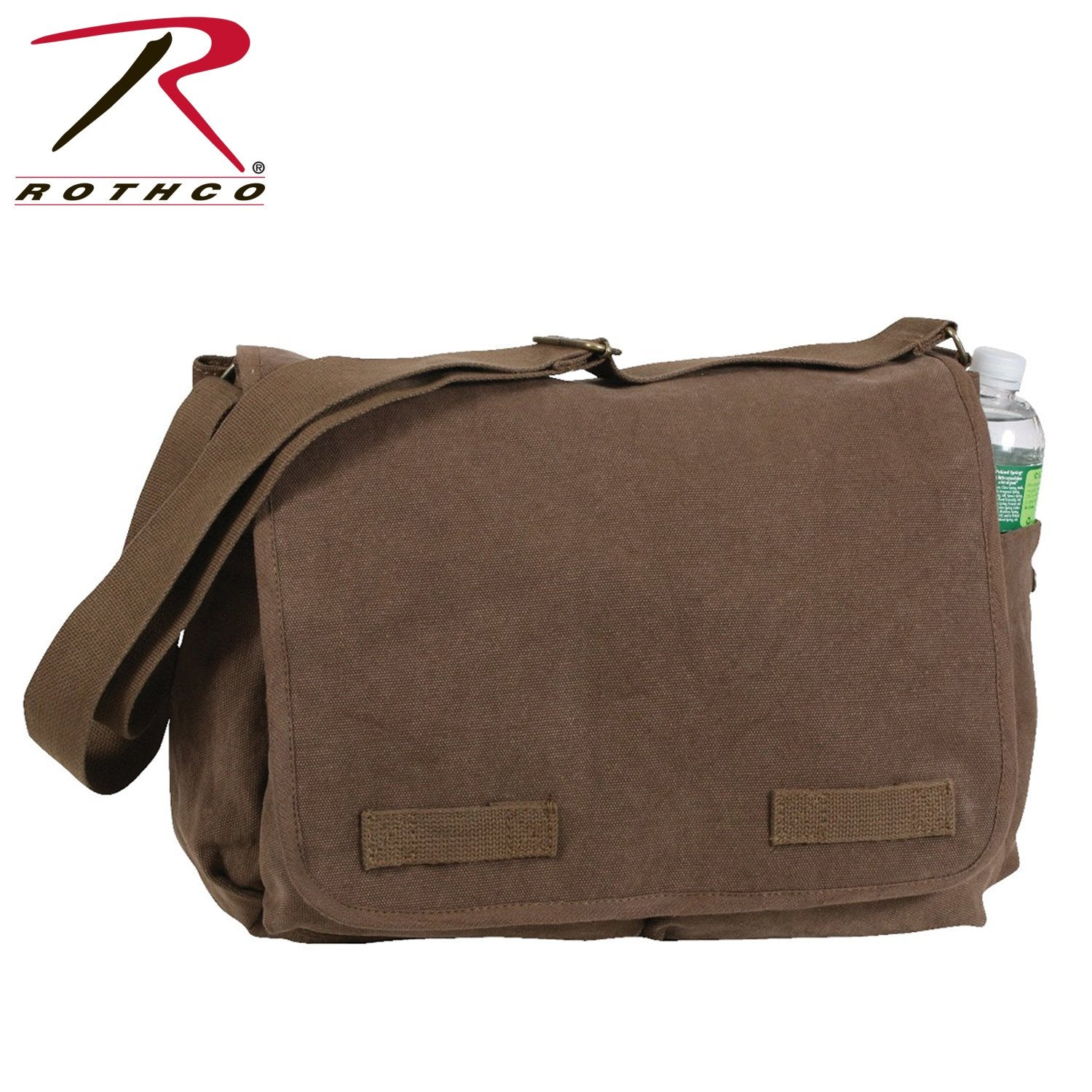86f36d8547 Vintage Canvas Messenger Bag - Jack Bauer ...