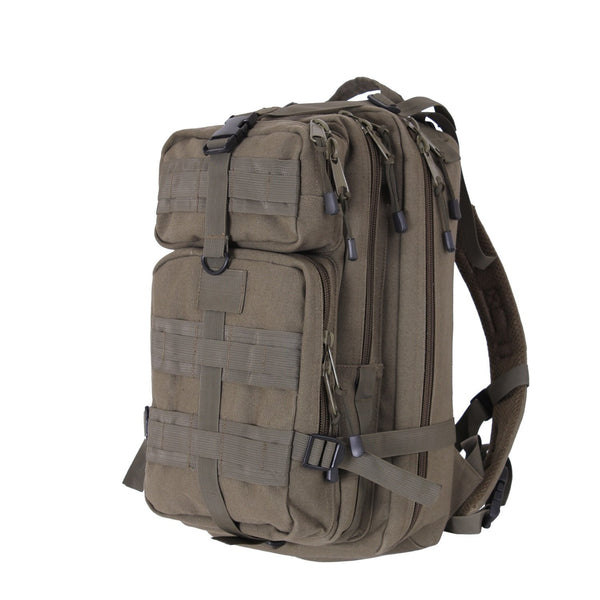 Tacticanvas Bug Out Backpack