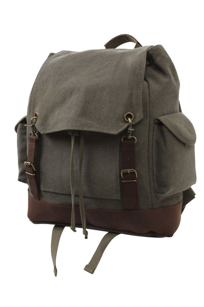 Vintage Expedition Rucksack
