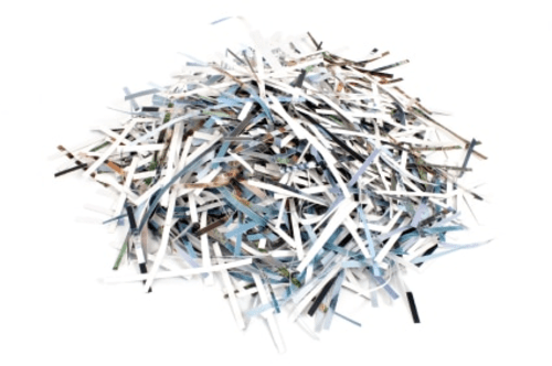 Paper Shredding - home