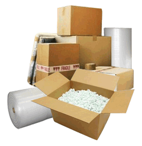 Styrofoam and Packaging Materials - Home