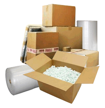 Business - Styrofoam and Packaging Materials