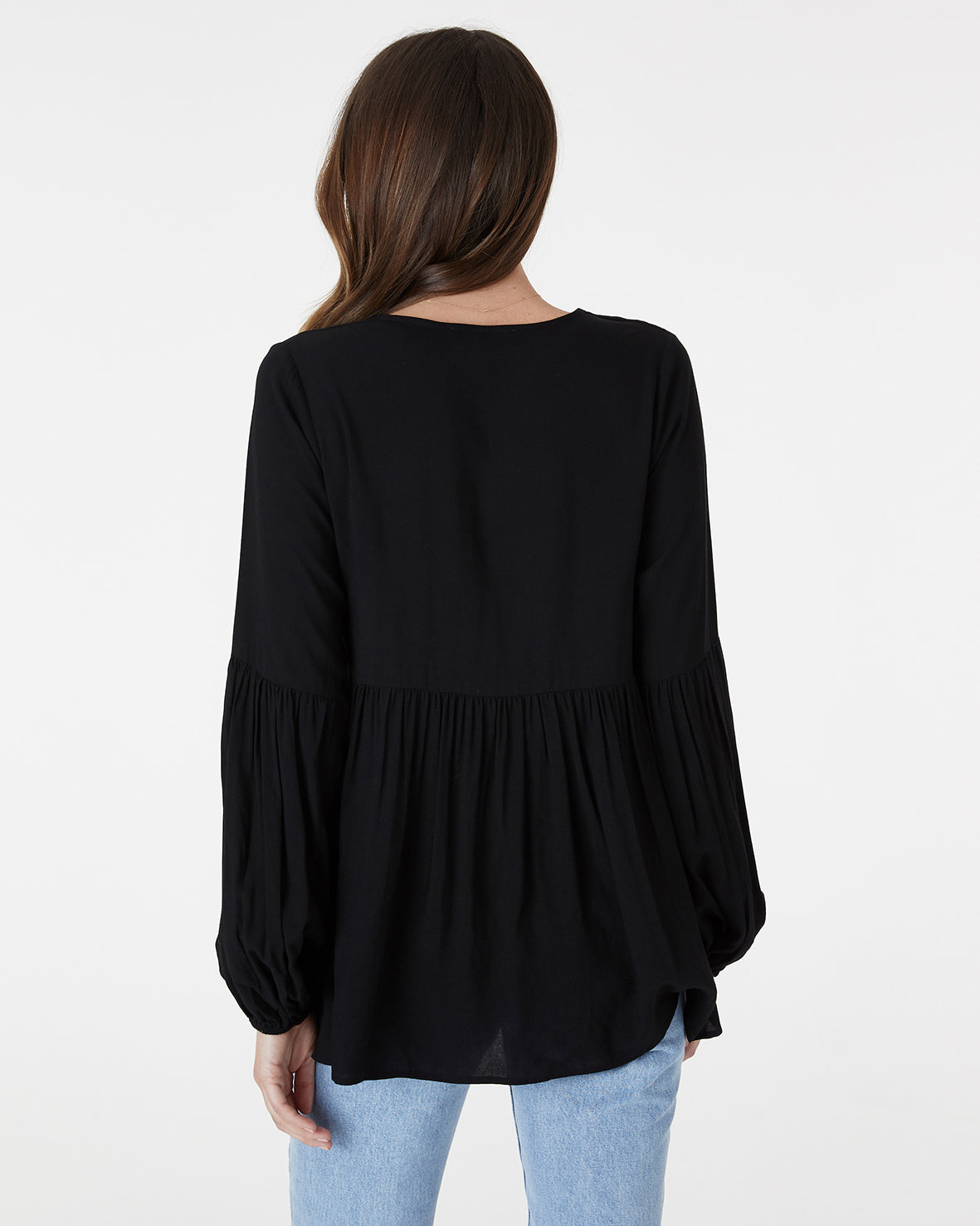 RENDEZVOUS TOP - BLACK