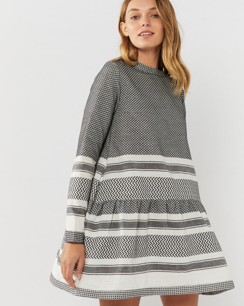 THIS FEELING LONG SLEEVE DRESS