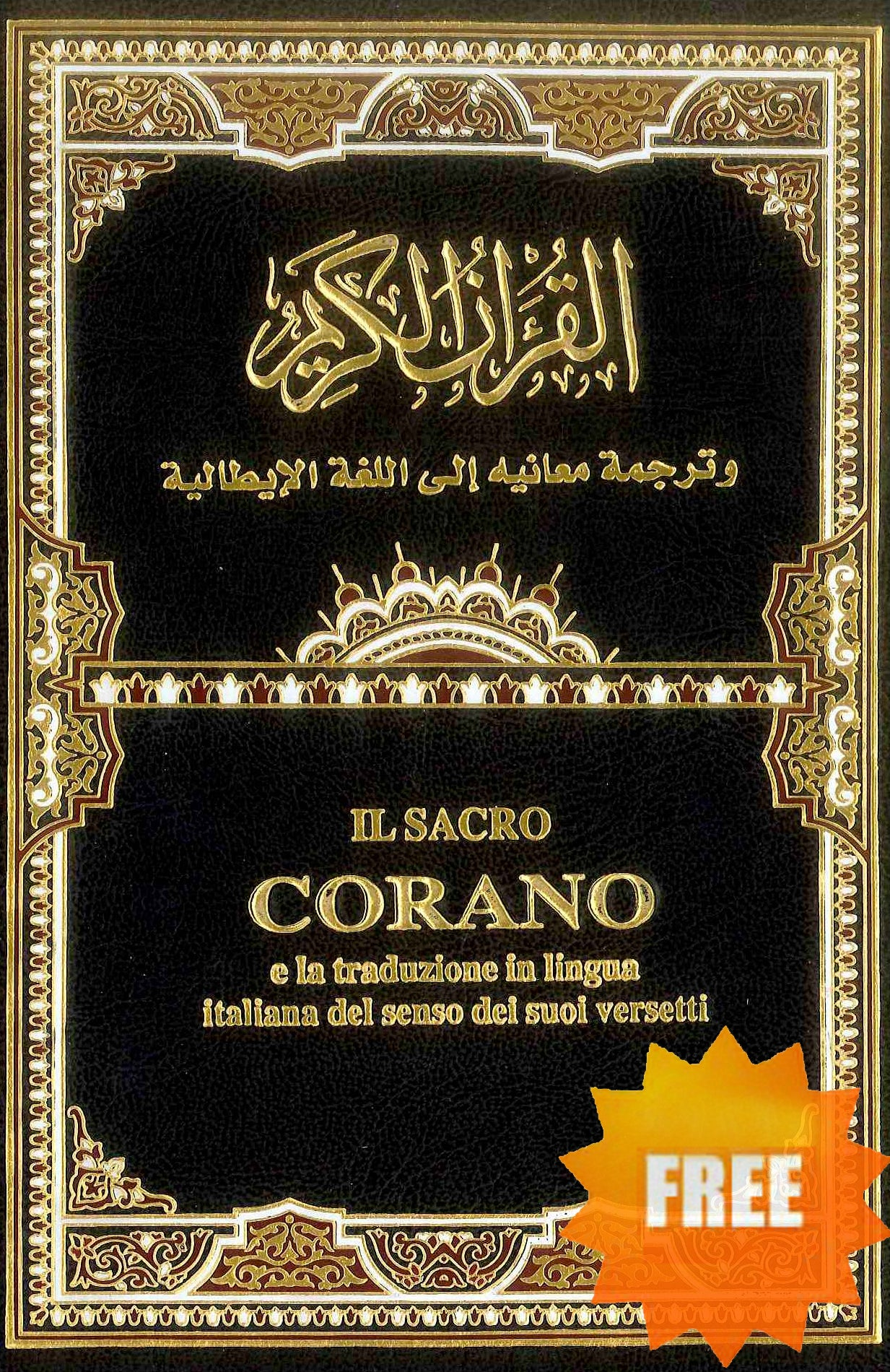 Translator Italian: Quran For Free Foundation