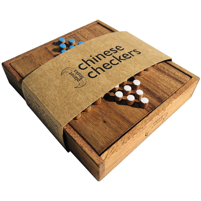TRAVEL CHINESE CHECKERS