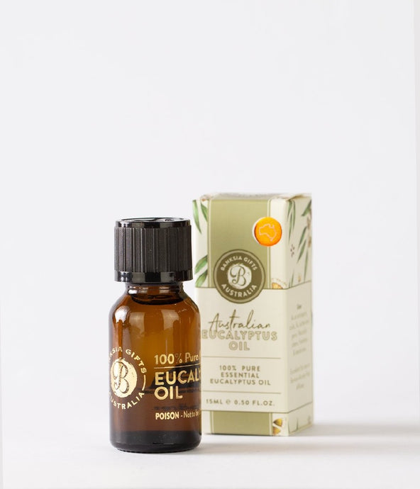 BANKSIA GIFTS 15ML EUCALYPTUS OIL