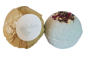 LIKE NO UDDER SOAP BATH BOMB - BALANCE