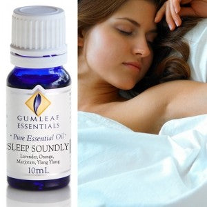 ESSENTIAL OIL BLEND - SLEEP SOUNDLY