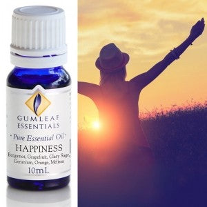 ESSENTIAL OIL BLEND - HAPPINESS