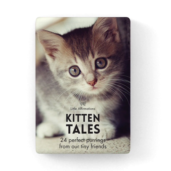 LITTLE AFFIRMATIONS BOX - KITTEN TALES
