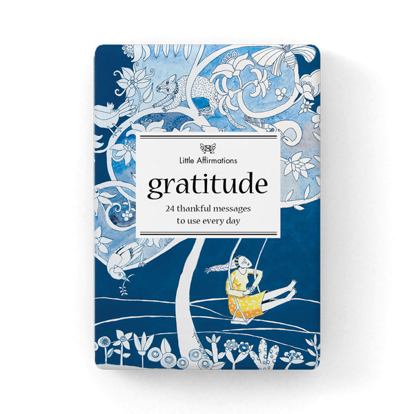 LITTLE AFFIRMATIONS BOX - GRATITUDE