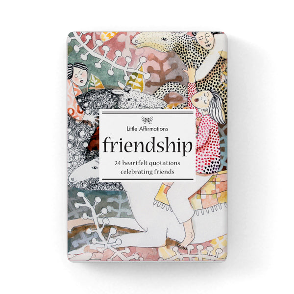 LITTLE AFFIRMATIONS CARDS FRIENDSHIP