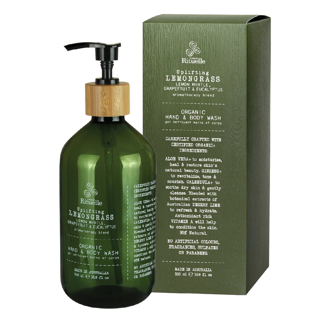 RITUELLE FLOURISH H&B WASH - LEMONGRASS