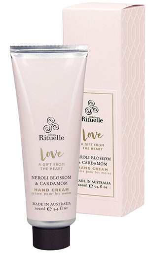 URBAN RITUELLE SO HAND CREAM - LOVE