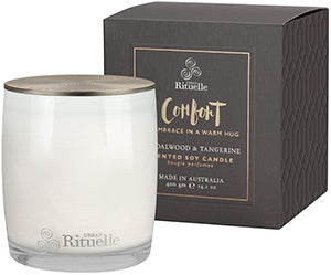 URBAN RITUELLE SO CANDLE COMFORT