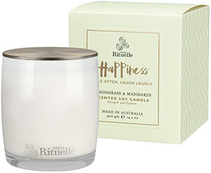 URBAN RITUELLE SO CANDLE HAPPINESS
