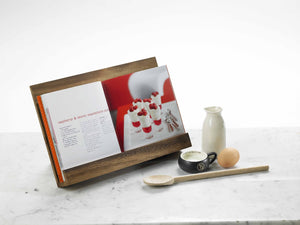 DW ACACIA WOOD RECIPE BOOK HOLDER