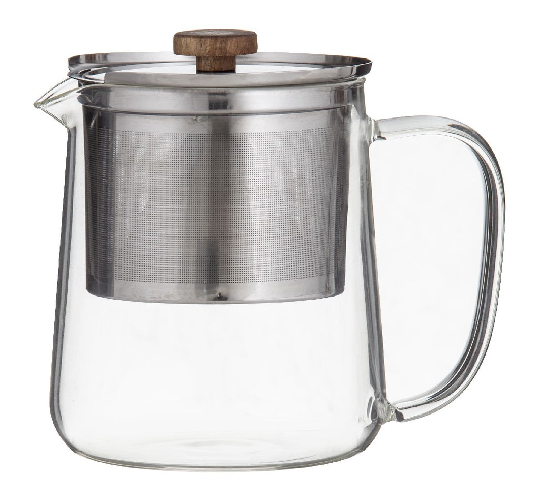 LEAF & BEAN DUAL INFUSER WITH TEAPOT