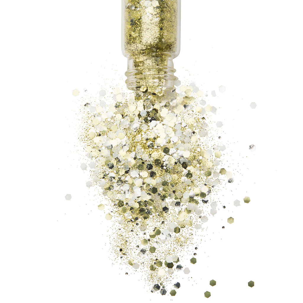 EARTH ANGEL  BIODEGRADABLE GLITTER MIX